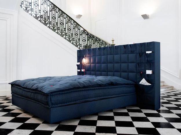 Tête de lit gaufrée : on l'achète ou on la fabrique ?