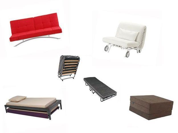 lit d appoint pratique et modulable on l 39 adopte elle d coration. Black Bedroom Furniture Sets. Home Design Ideas