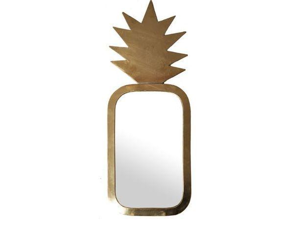 L'objet déco du jour : le miroir ananas Home autour du monde