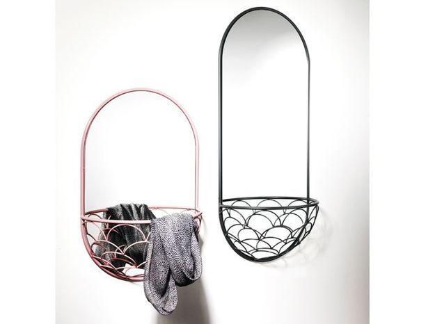 L'objet déco du jour : le miroir mural LovelyMarket