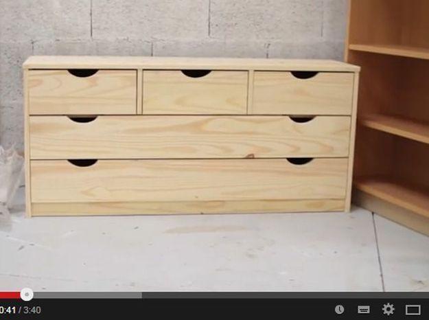 Vidéo : Relooker Un Meuble En 2 Coups De Pinceau   Elle Décoration