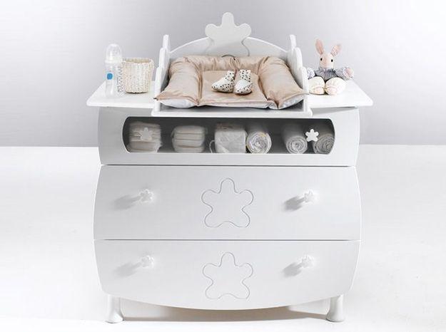 enfant 50 commodes et tables langer elle d coration. Black Bedroom Furniture Sets. Home Design Ideas
