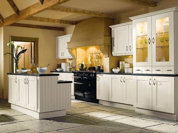 3 id es pour une cuisine de charme elle d coration - Decoration de charme ...
