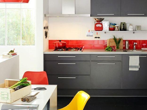 4 cuisines belles et pas ch res elle d coration. Black Bedroom Furniture Sets. Home Design Ideas