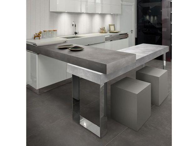 sols notre s lection de carrelages pour votre cuisine elle d coration. Black Bedroom Furniture Sets. Home Design Ideas