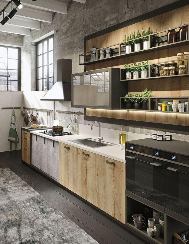 Marre des cuisines industrielles ?