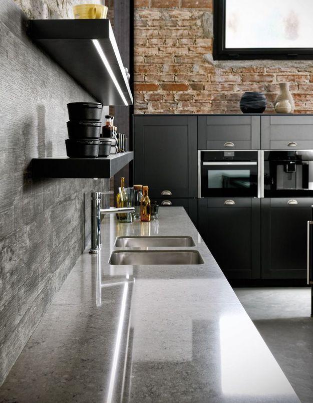 coaching d co 12 id es pour bien concevoir sa cuisine. Black Bedroom Furniture Sets. Home Design Ideas