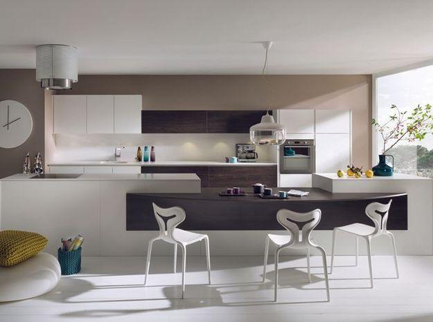 Une cuisine design aux dimensions XXL