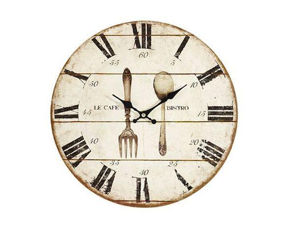 Horloge bistrot but