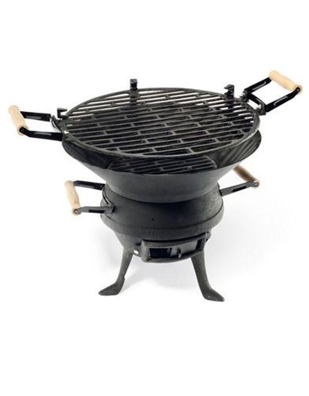 Barbecue En Fonte Natures & Découvertes