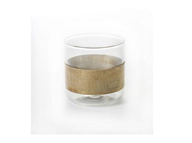 Verre à eau en cuivre