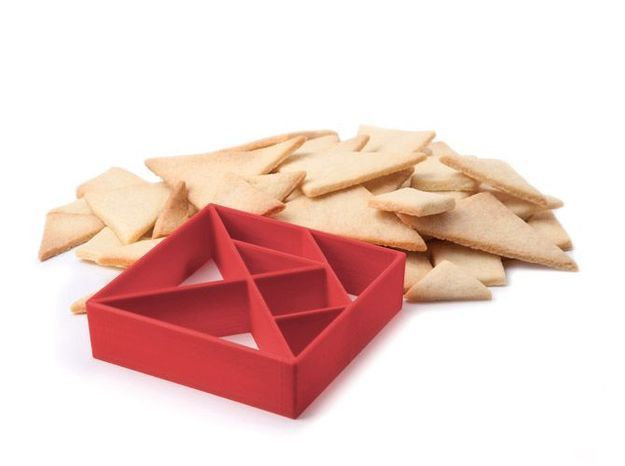 Un emporte-pièce origami
