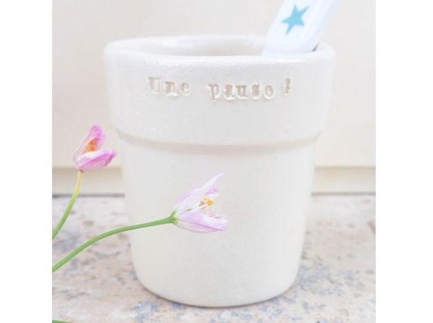 Petit mug ceramique