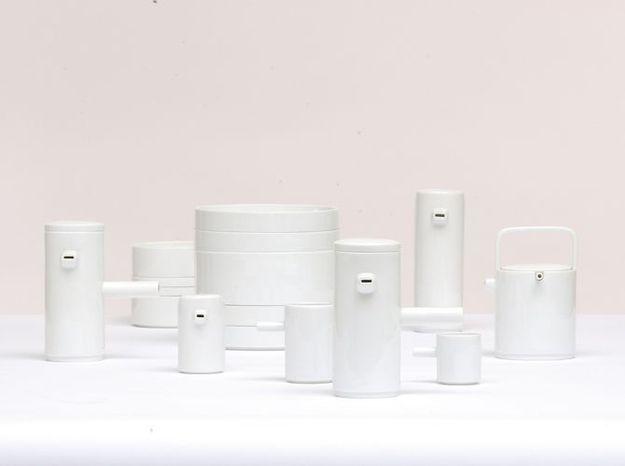 L'objet déco du jour : la vaisselle des Bouroullec pour Habitat