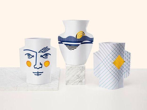 L'objet déco du jour : les vases Octaevo