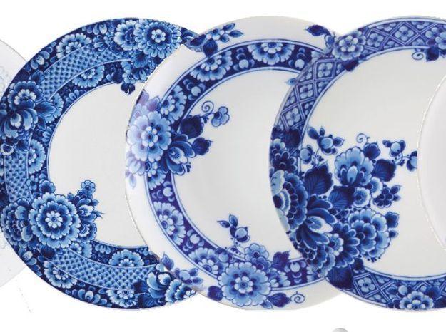 L'inspiration du jour : la vaisselle de Marcel Wanders