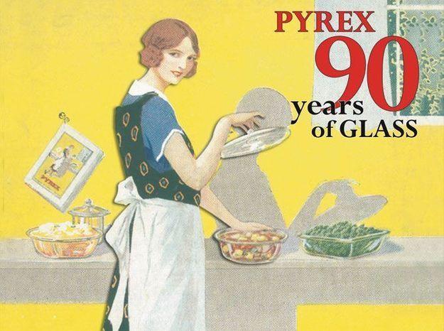Le plat Pyrex® : une invention de 90 ans