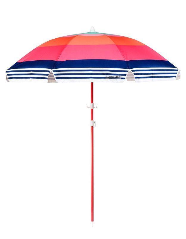 Un parasol feutré Sunnylife