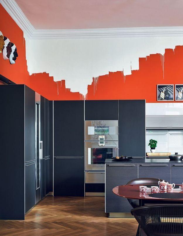 Laissez parler votre imagination côté peinture (murs et plafond)