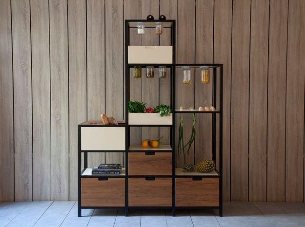 L'objet déco du jour : le meuble de rangement Kann Design