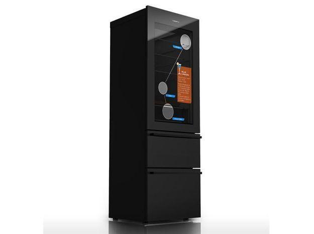 Découvrez le réfrigérateur du futur !
