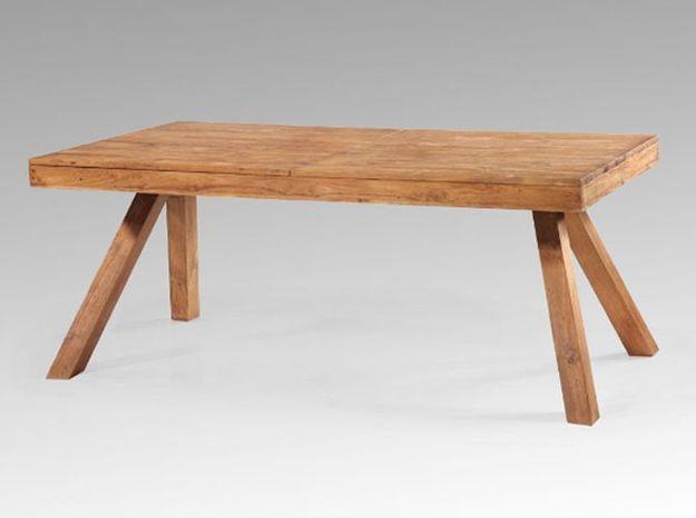 L'objet déco du jour : la table Kha Home Design