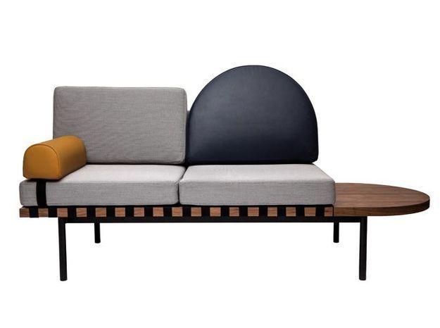 Un petit canapé modulable