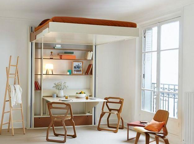 Craquez pour des meubles modulables 2 en 1 dans votre petit appartement