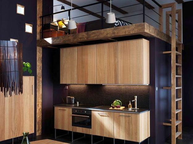 Pensez à une mezzanine pour agrandir votre petit appartement