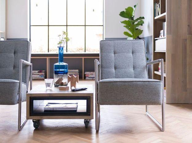 Préférez les meubles amovibles pour votre petit appartement