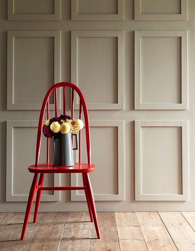Peignez les murs et/ou les meubles (si le propriétaire l'autorise)
