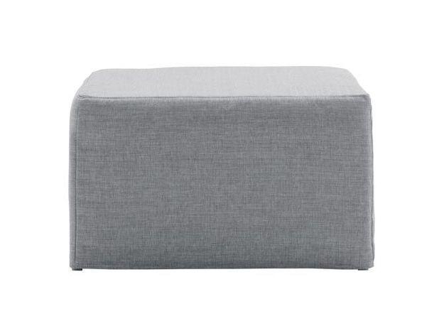 Un pouf qui se transforme en lit d'appoint