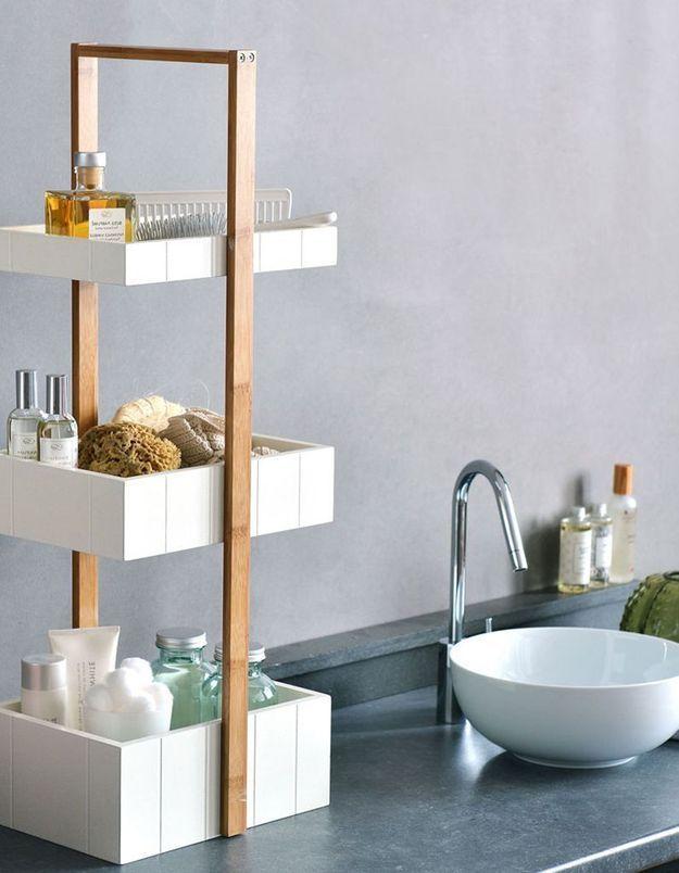 Rangement de salle de bains ou de cuisine Becquet