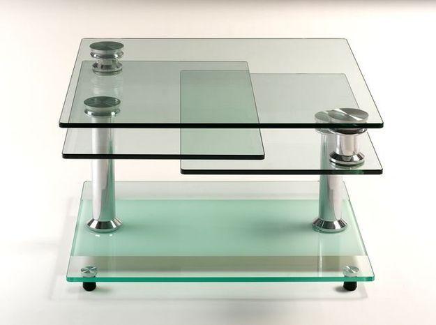 Table basse modulable conforama