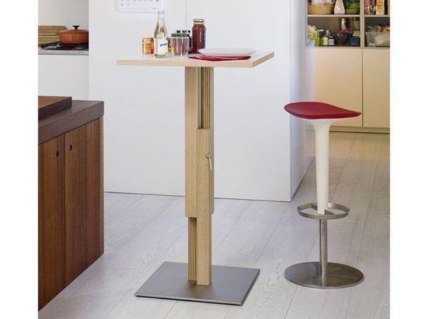 Table modulable sculptures jeux