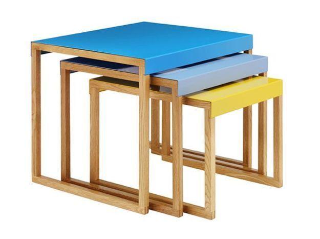 Tables gigognes habitat