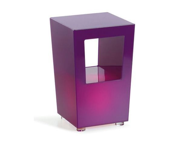 Table romain violette mr meuble