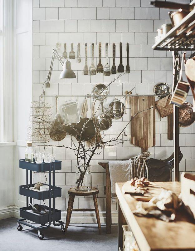 Comment aménager une petite cuisine fonctionnelle sans perdre des rangements ?