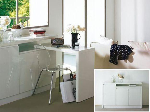 Des meubles modulaires pour plus de fonctionnalité