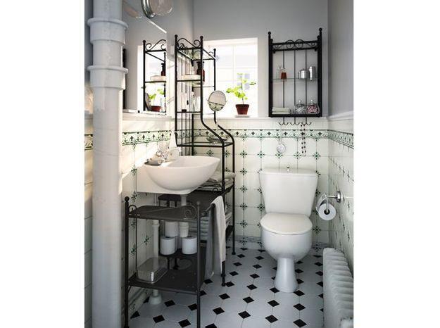Salle de bains feminine ike
