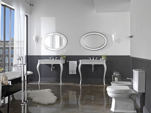 Salle de bains porcelanosa