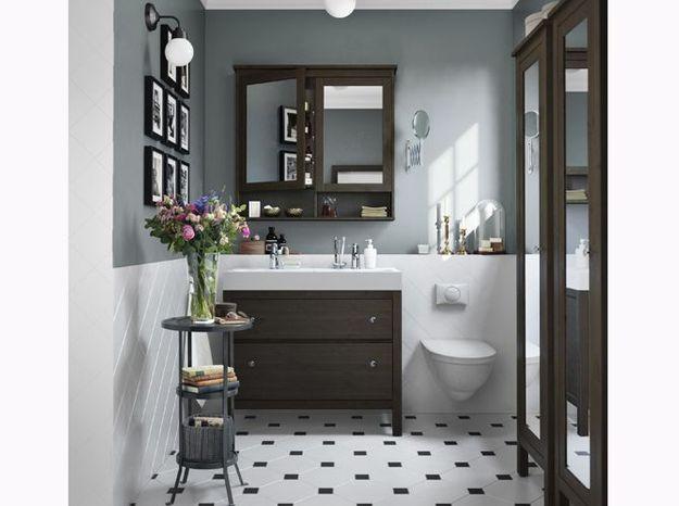 Salle de bains classique