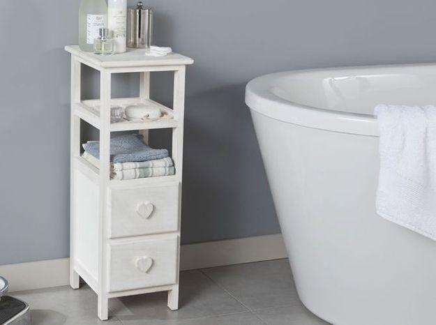 Colonne salle de bain becquet