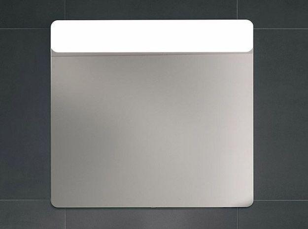 Un miroir lumineux idéal pour une petite salle de bains
