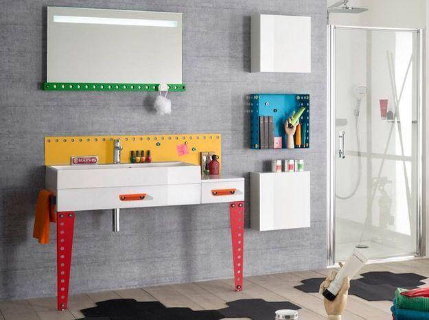 L\'inspiration du jour : des meubles de salle de bains pour ...