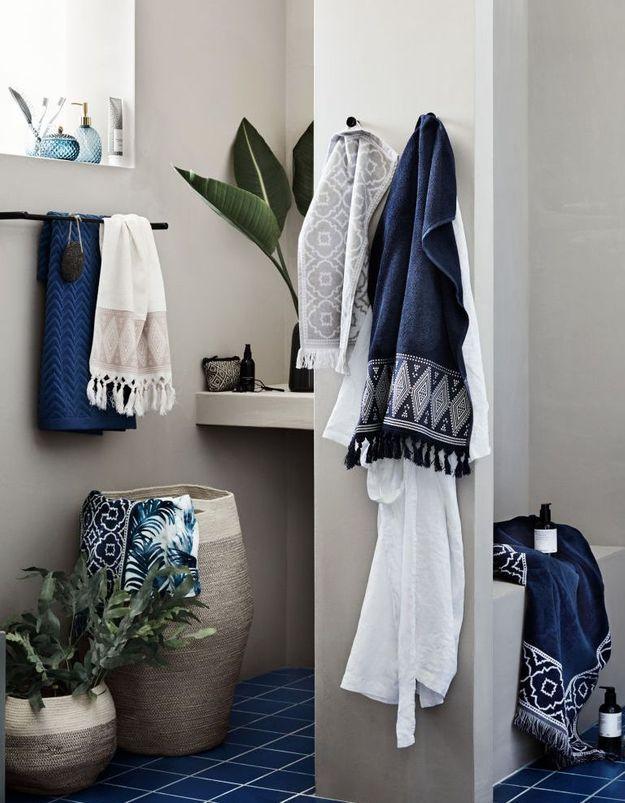 Rangement H&M Home pour la salle de bains