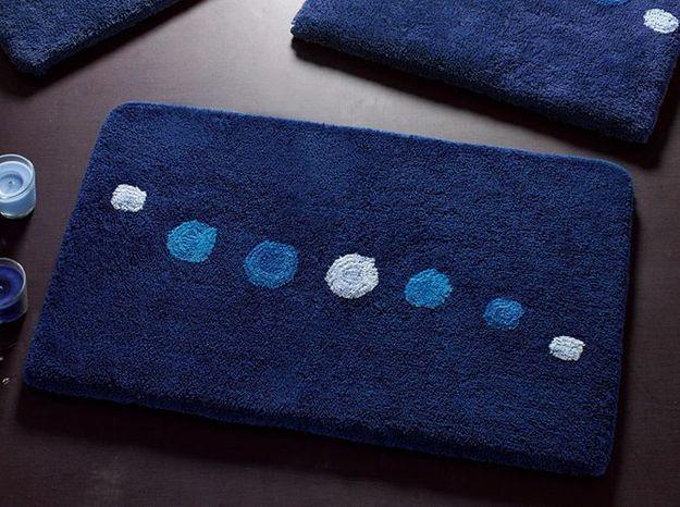 7. Le tapis de bains à bulles