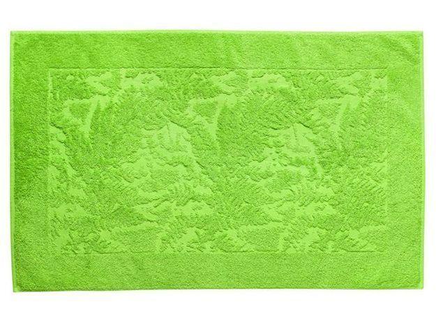 8. Le tapis de bains fluo