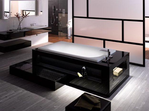 Les tendances 2012 pour la salle de bains