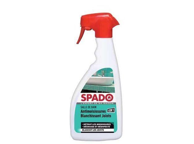 Le Spray Anti Moisissures Blanchissant Joints de Spado 500 ml